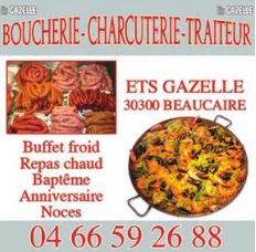 Boucherie Gazelle