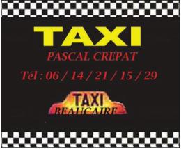 Taxi crepat