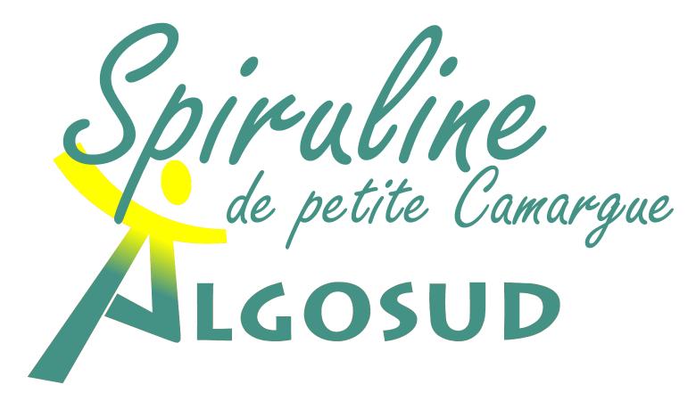 logo spiruline de petite camargue Algosud